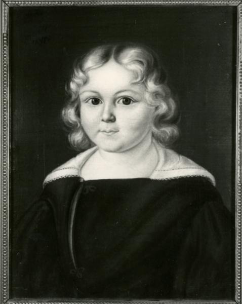 Porträt Ernste Haeckel