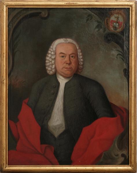 Porträt Georg Erhard Hamberger