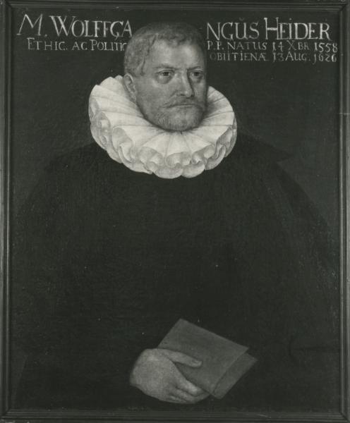 Porträt Wolfgang Heider