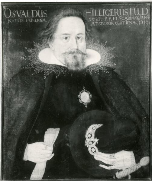 Porträt Oswald Hilliger
