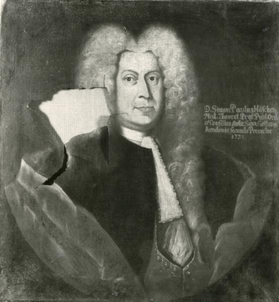 Porträt Simon Paulus Hilscher