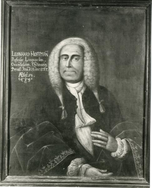 Porträt Leonard Hoffmann
