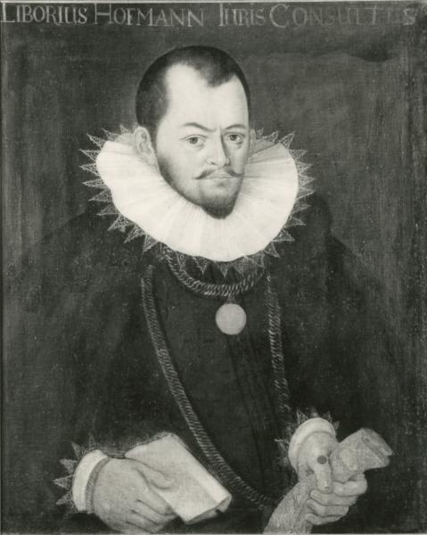 Porträt Liborius Hofmann