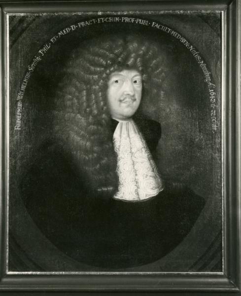 Porträt Rudolf Wilhelm Krause d. J.