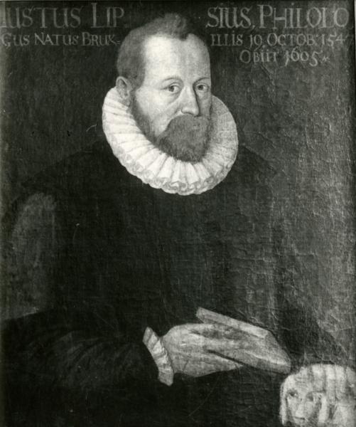 Porträt Justus Lipsius
