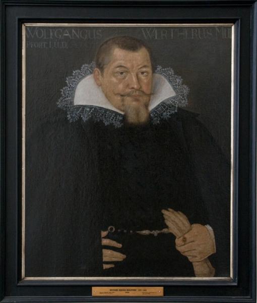 Porträt Wolfgang W. Mühlpfort