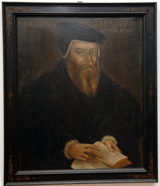 Porträt Basilius Monner