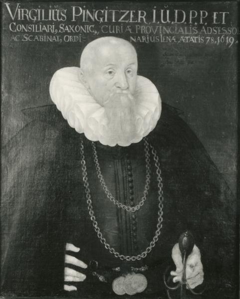 Porträt Virgil Pingitzer