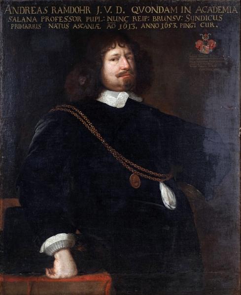 Porträt Andreas Ramdohr
