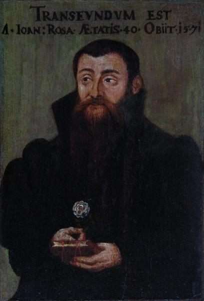Porträt Johann Rosa