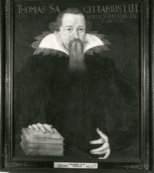 Porträt Thomas Sagittarius