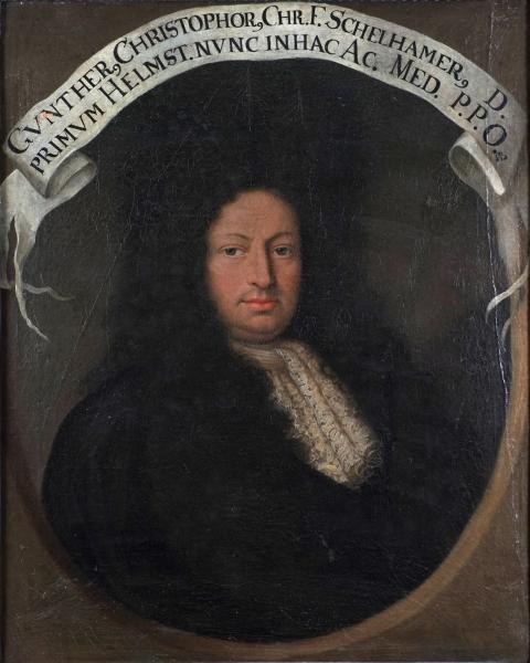 Porträt Günther Christoph Schelhammer