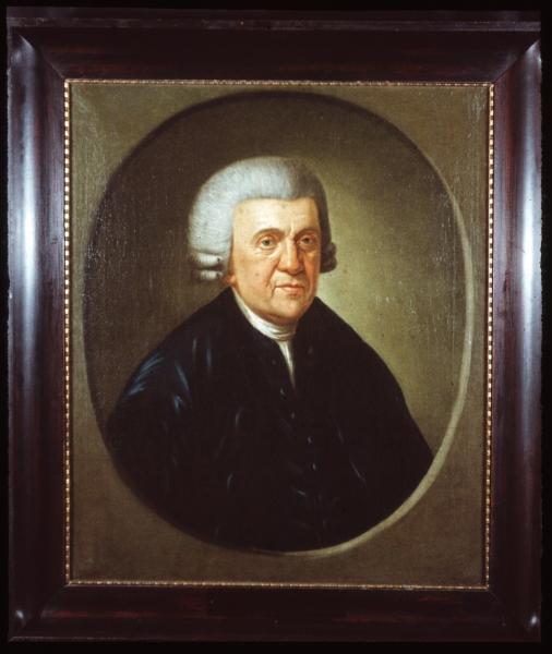 Porträt Johann Heinrich Christoph Schenke