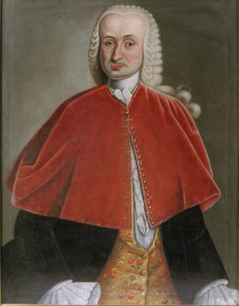 Porträt Paul Wilhelm Schmid