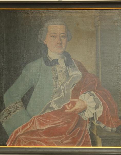 Porträt Johann Ludwig Schmidt