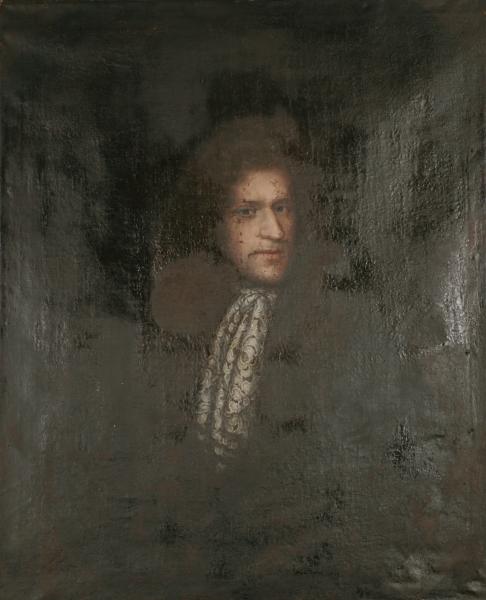 Porträt Johann Philipp Slevogt
