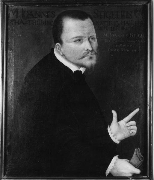 Porträt Johann Stigel