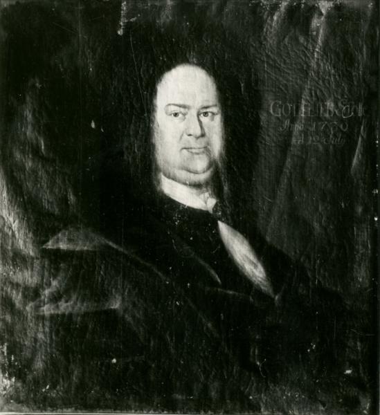 Porträt Gottlieb Stolle