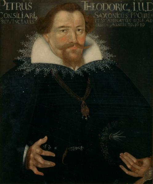 Porträt Peter Theodoricus