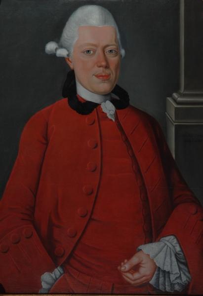 Porträt Johann Ernst Immanuel Walch