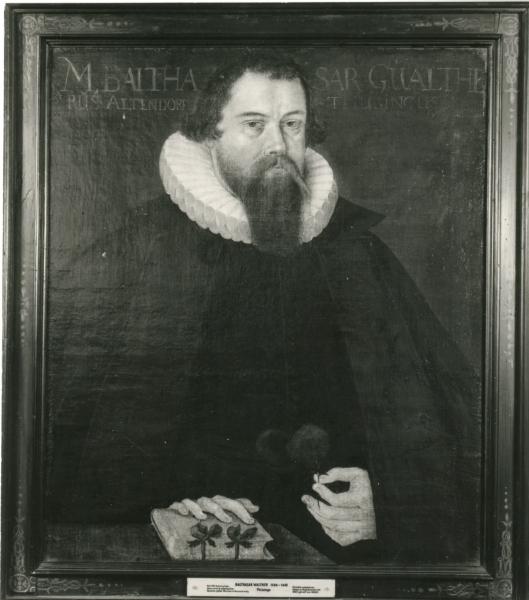 Porträt Balthasar Walther