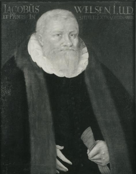 Porträt Jacob Welsen