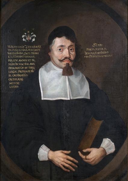Porträt Wilhelm Zesch
