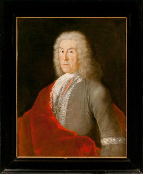 Porträt P. Chr. Birkner