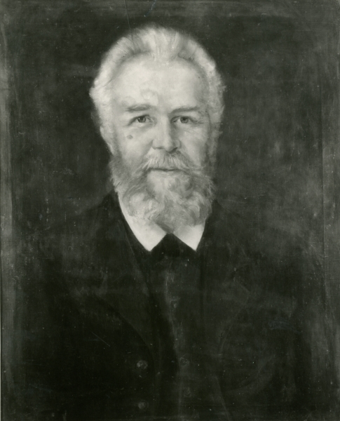 Porträt Ernst Haeckel