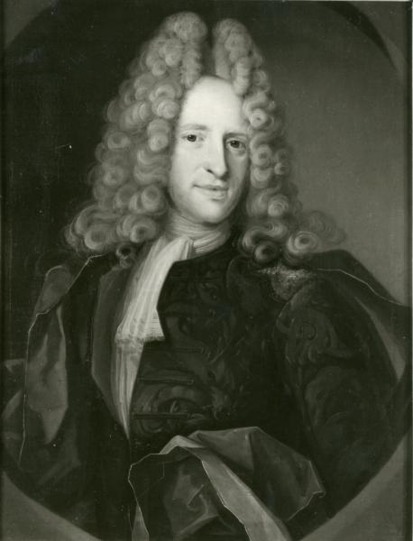 Porträt eines Herren