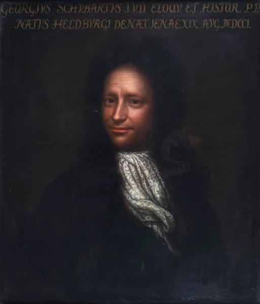Porträt Georg Schubart