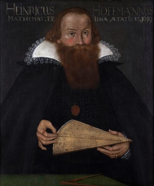 Porträt Heinrich Hoffmann