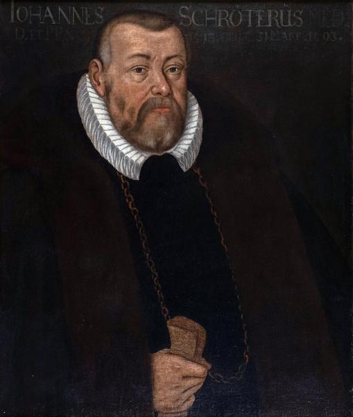 Porträt Johannes Schröter