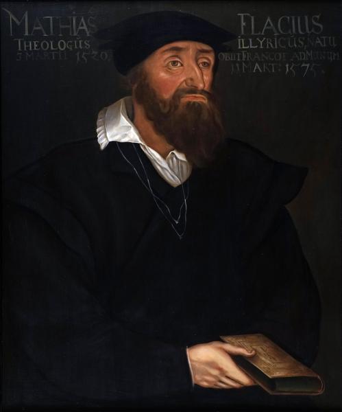 Porträt Mathias Flacius Illyricus