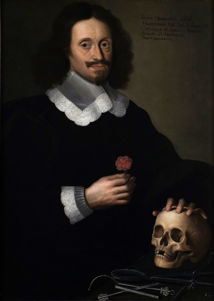 Porträt Paul Marquart Schlegel