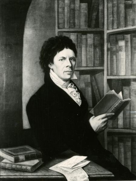 Porträt Georg Gottlieb Güldenapfel
