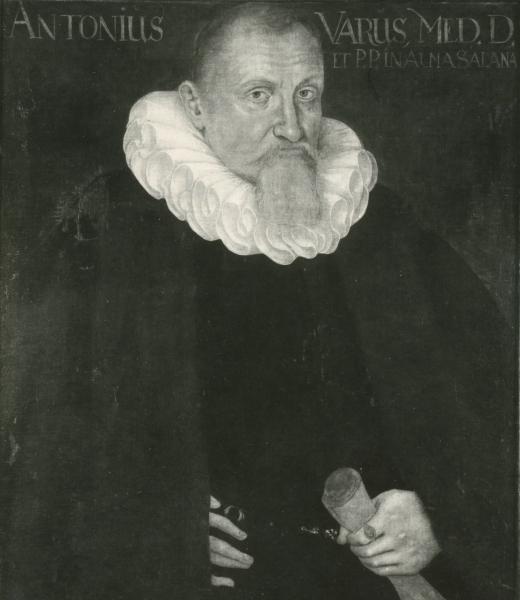 Porträt Anton Varus