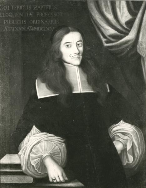 Porträt Gottfried Zapf