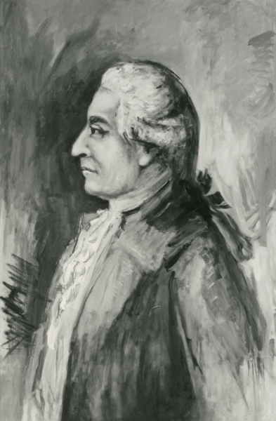 Porträt Johannes Beckmann