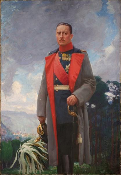 Porträt Ernst Wilhelm