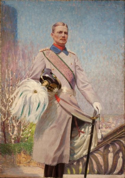 Porträt Ernst II.