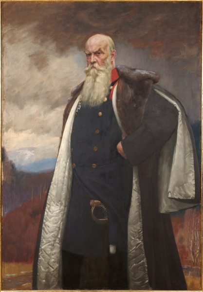 Porträt Georg II.