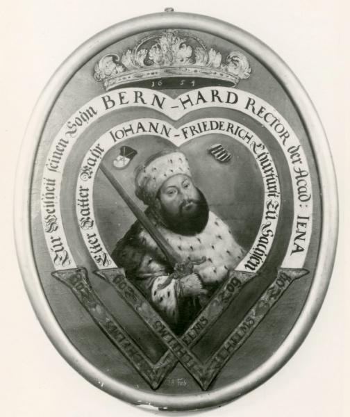 Porträt Johann Friedrich