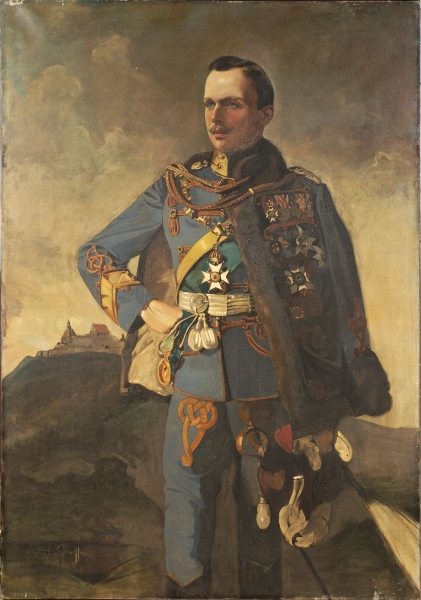 Porträt Karl Eduard