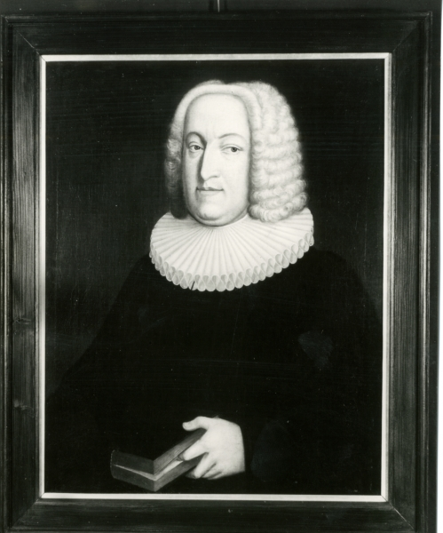Porträt Johann Friedrich Kellner