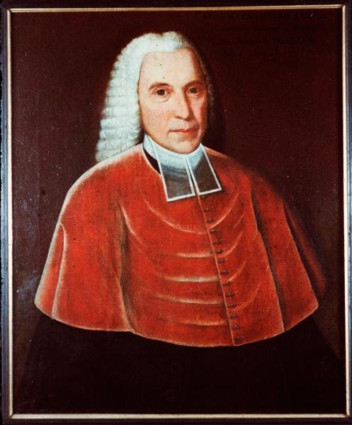 Porträt Johann Gottfried Tympe