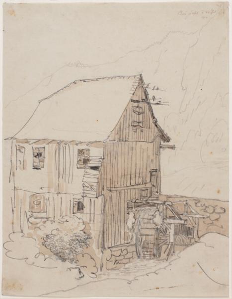 Mühle bei Suhl