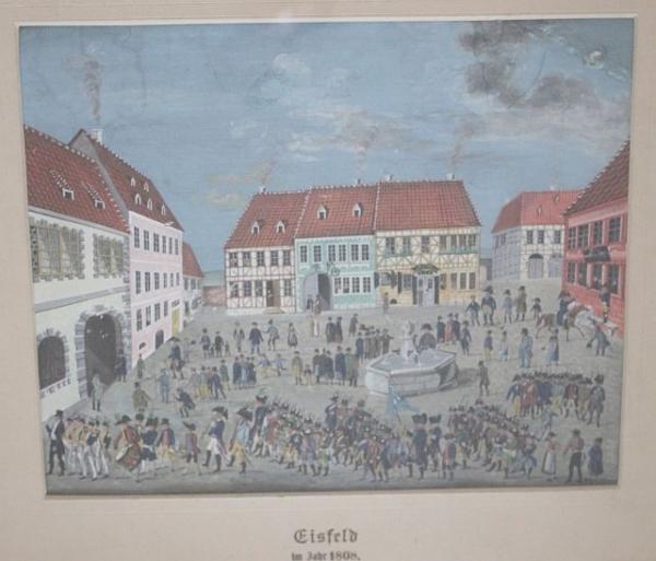 Gemälde der Bürgerwehr 16695#001