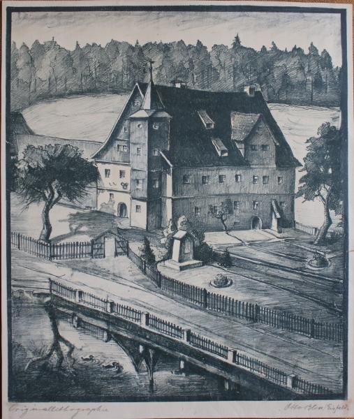 Anwesen Herrenhaus Schwarzbach 16699#001