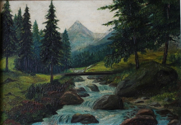 Partie in  den Ötztaler Alpen 16705#001